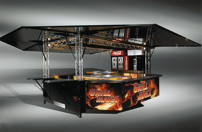 GrillmaxX-Wagen